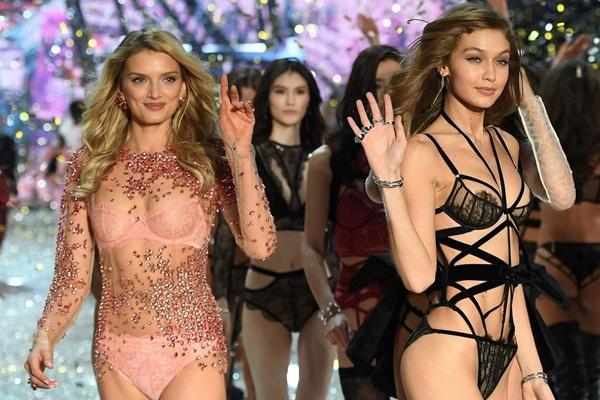 Chi em sieu mau 9X Gigi Hadid se tro lai Victoria's Secret Show 2017 hinh anh