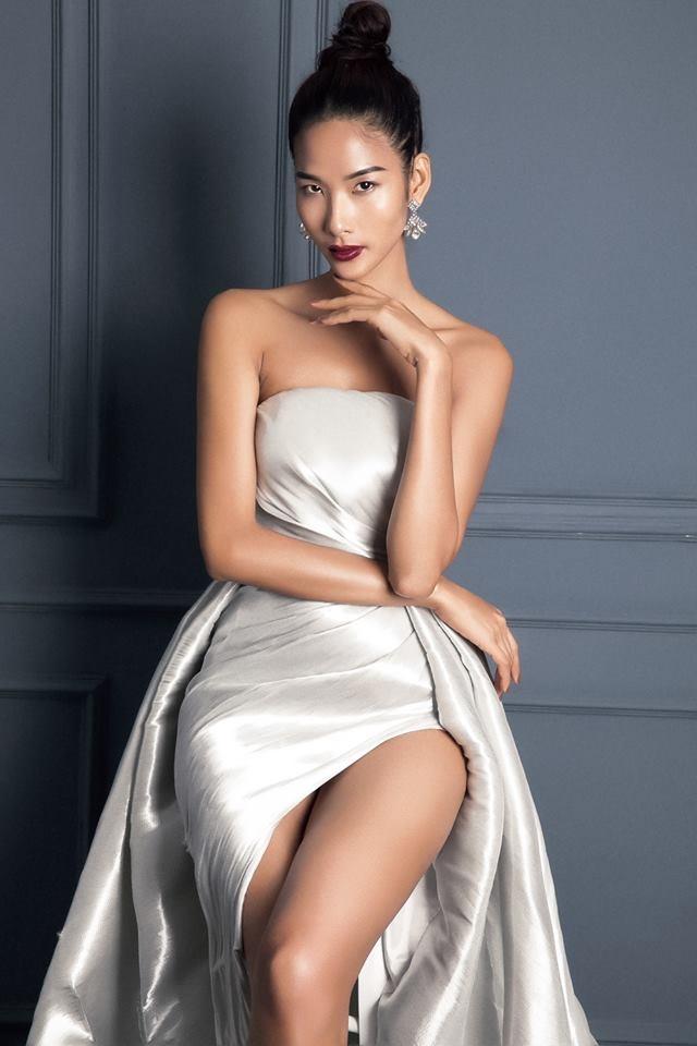 Hoang Thuy 'lot xac' tu Next Top Model den Hoa hau Hoan vu Viet Nam hinh anh 11