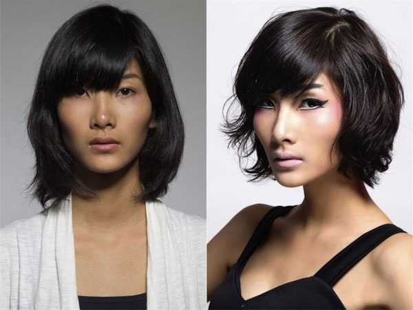 Hoang Thuy 'lot xac' tu Next Top Model den Hoa hau Hoan vu Viet Nam hinh anh 3