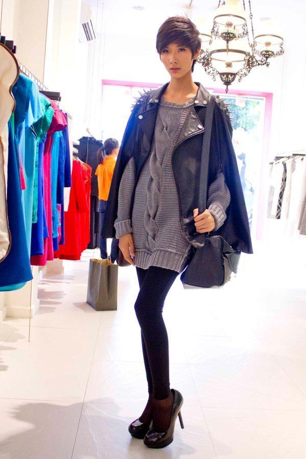 Hoang Thuy 'lot xac' tu Next Top Model den Hoa hau Hoan vu Viet Nam hinh anh 6