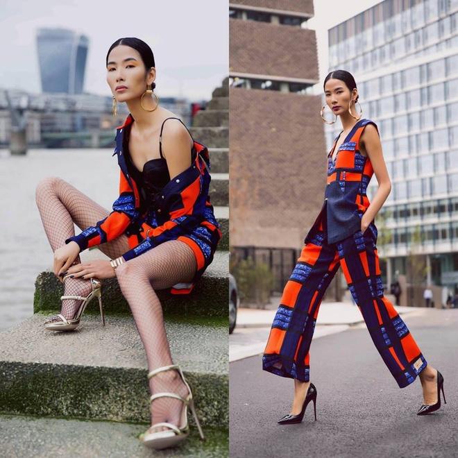 Hoang Thuy 'lot xac' tu Next Top Model den Hoa hau Hoan vu Viet Nam hinh anh 7