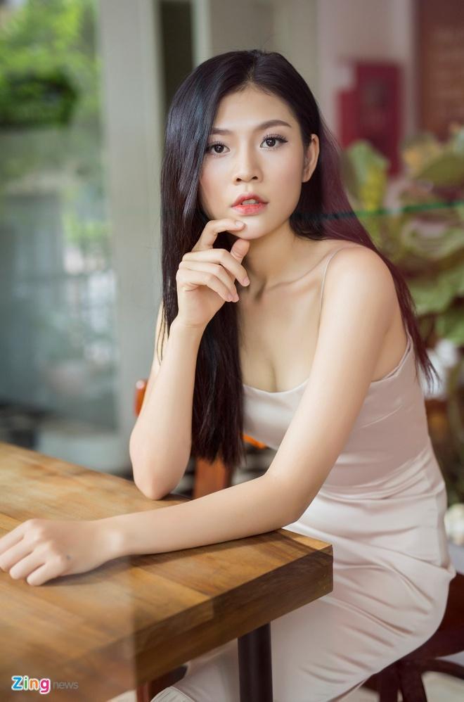 Thi sinh The Face 'ru nhau' thi Hoa hau Hoan vu Viet Nam 2017 hinh anh 1