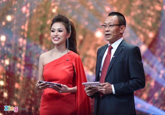 Nghe si Hoang Dung va phim 'Nguoi phan xu' doat giai VTV Awards hinh anh 1