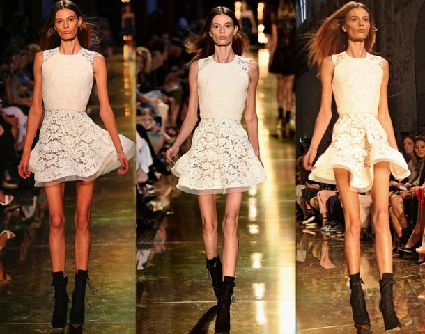Gucci, Dior chinh thuc cam nguoi mau sieu gay hinh anh 2