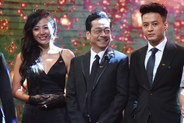Nghe si Hoang Dung va phim 'Nguoi phan xu' doat giai VTV Awards hinh anh