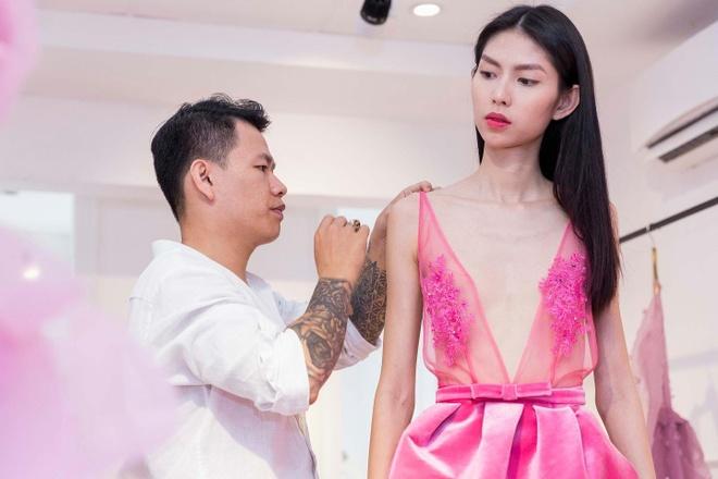 Top 3 Next Top Model thu vay cong kenh cho dem chung ket hinh anh