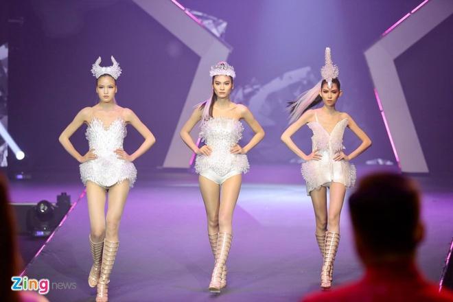 Chung ket Vietnam's Next Top Model 2017 anh 4