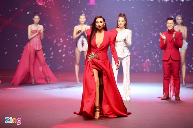 Chung ket Vietnam's Next Top Model 2017 anh 1