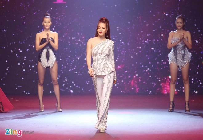 Chung ket Vietnam's Next Top Model 2017 anh 2