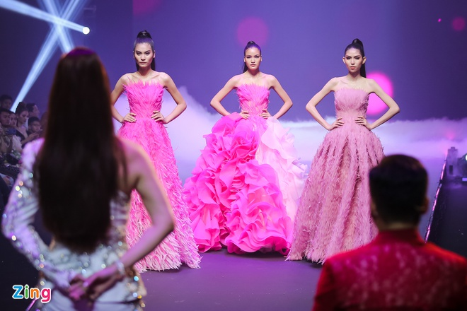 Chung ket Vietnam's Next Top Model 2017 anh 12