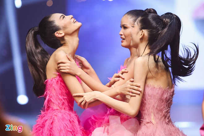Chung ket Vietnam's Next Top Model 2017 anh 13
