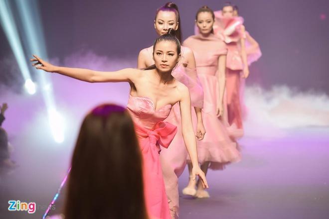 Chung ket Vietnam's Next Top Model 2017 da xung tam 'ngoi sao'? hinh anh