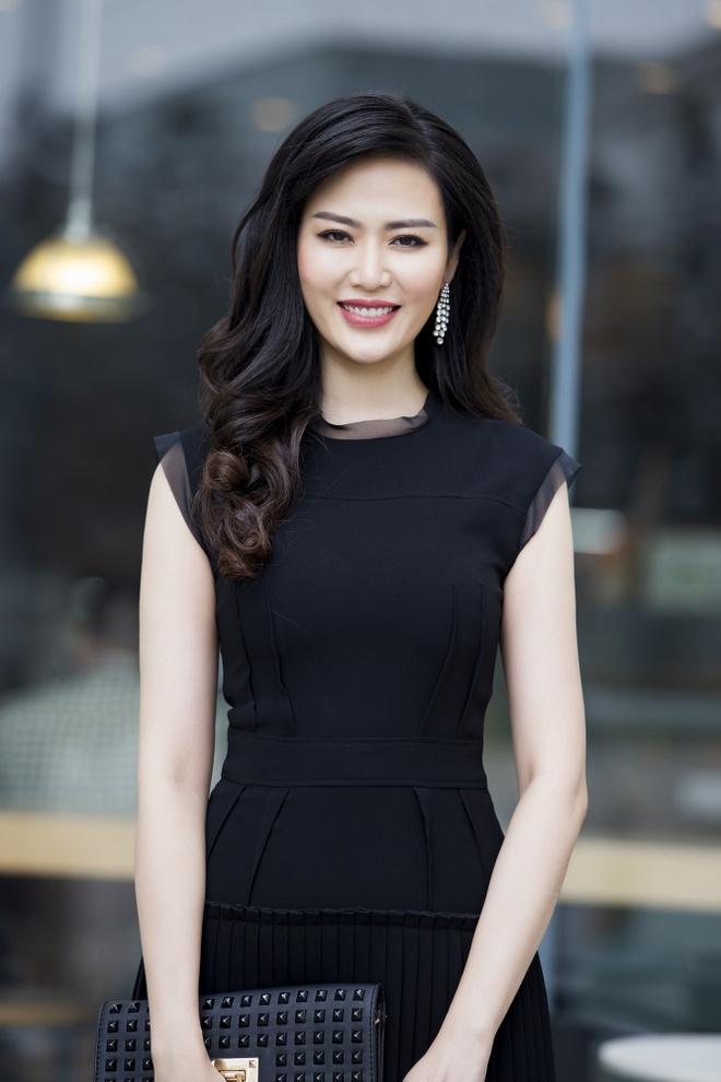 Ngo Phuong Lan, Thu Thuy cham thi Hoa hau Dai duong 2017 hinh anh 1