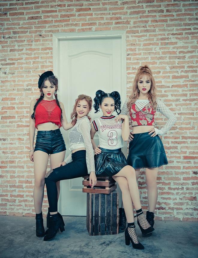 Nhom S Girls nhi nhanh trong MV tet trung thu hinh anh 1