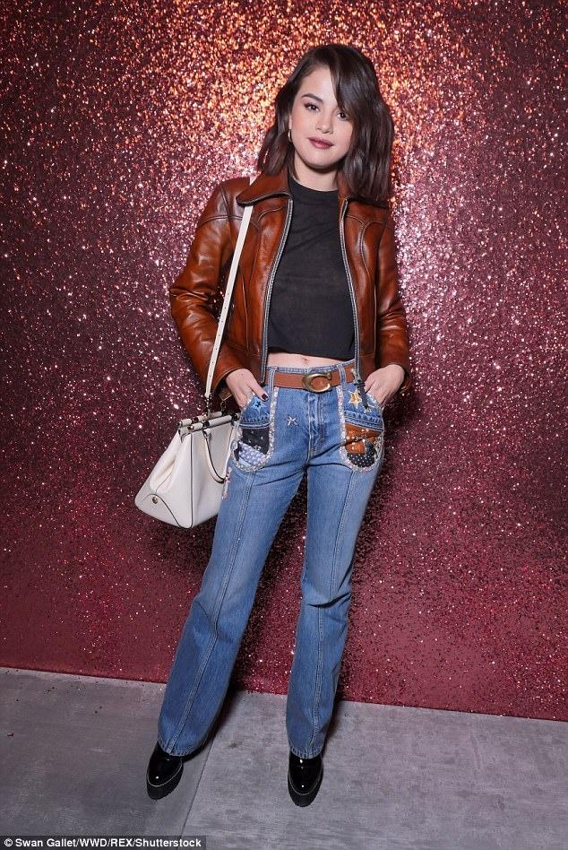 Selena Gomez lanh lung ben 'nguoi dan ba quyen luc' lang thoi trang hinh anh 1