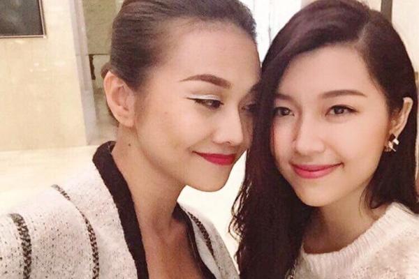 Dong Anh Quynh: 'Tinh cam giua toi va Thanh Hang rat binh thuong' hinh anh