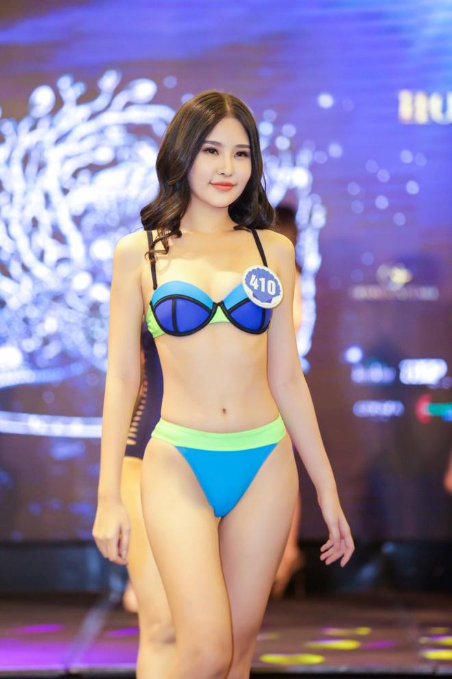 Thi sinh Hoa hau Dai duong thi bikini: Nguoi eo nho, ke eo banh my hinh anh 2