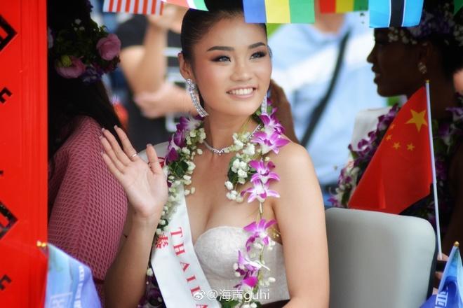 Nguoi dep Hoa hau The gioi 2017 rang ro o Tam A hinh anh 5