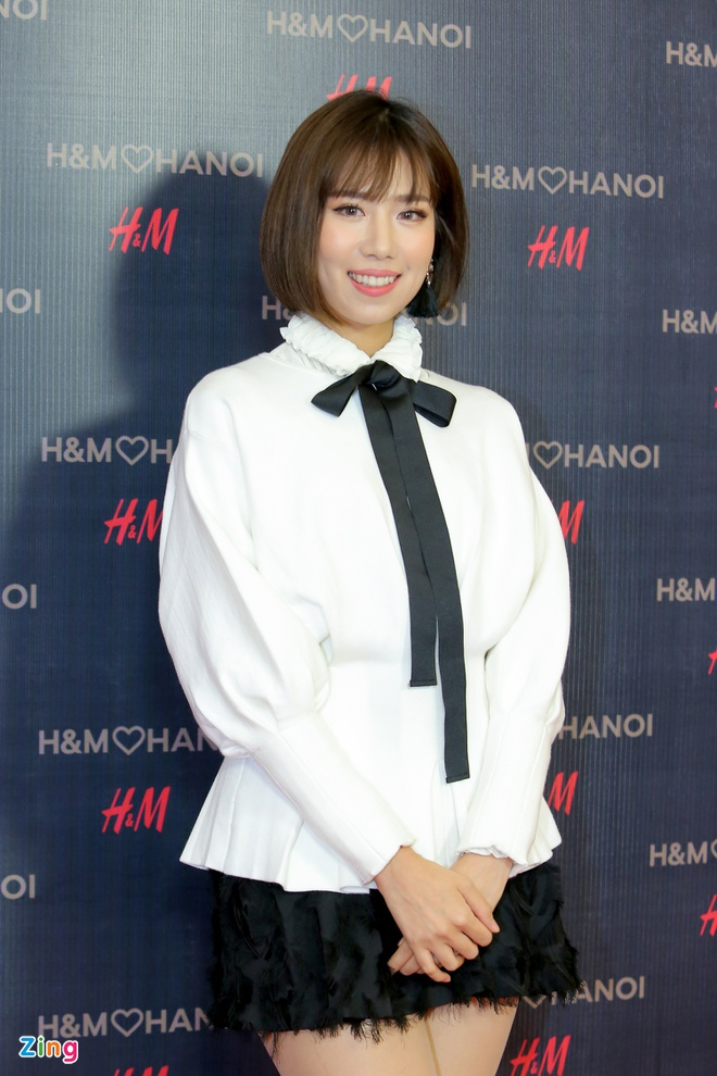 Sao Viet du khai truong som cua hang H&M dau tien tai Ha Noi hinh anh 3