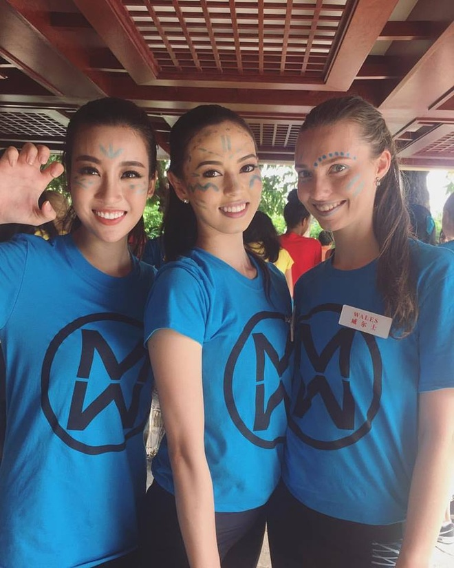 Nguoi dep Cong hoa Dominica vao thang top 40 Miss World hinh anh 3