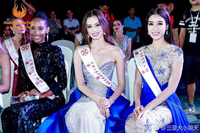 Do My Linh truot top 30 phan thi Top Model tai Hoa hau The gioi hinh anh 1