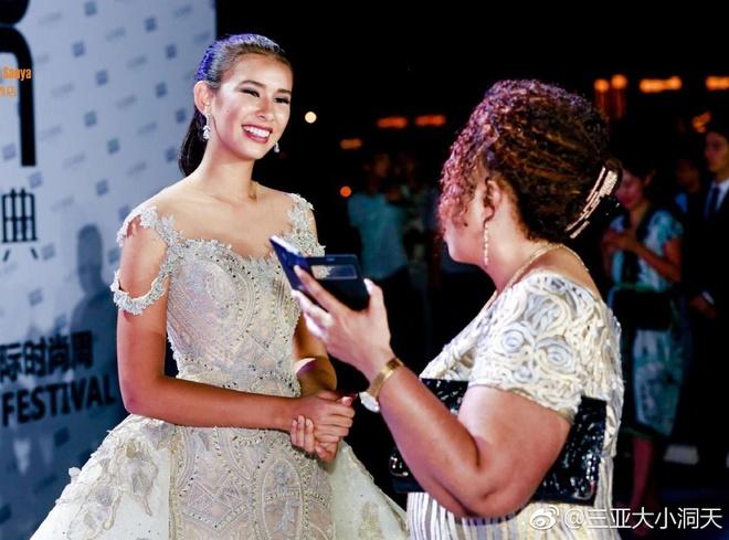 Do My Linh truot top 30 phan thi Top Model tai Hoa hau The gioi hinh anh 3