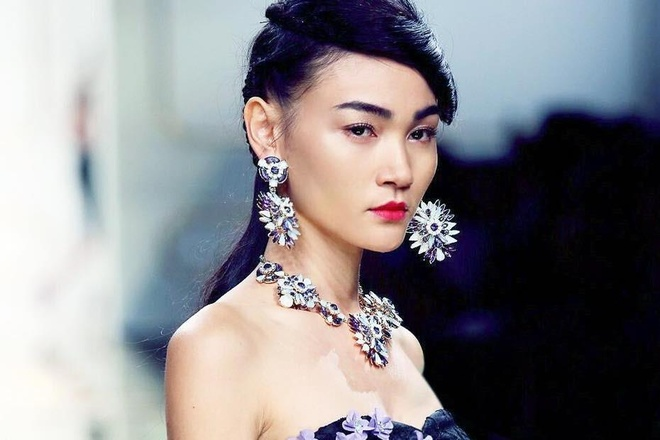 Thuy Trang: 'Nguoi mau nguc lep khong lo bi lam dung' hinh anh