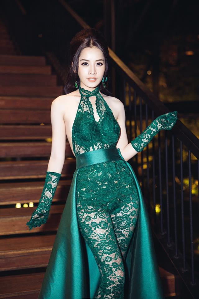 Toc Tien, Phuong Trinh, Chi Pu theo duoi phong cach goi cam nam 2017 hinh anh 13