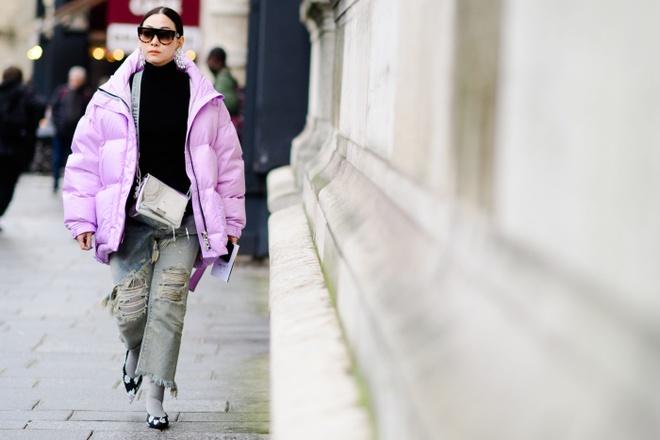 Street style tu thanh lich den pha cach cua tin do thoi trang Paris hinh anh 11
