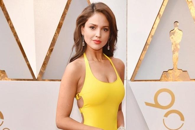 Nhung bo dam sexy nhat tham do Oscar 2018 hinh anh