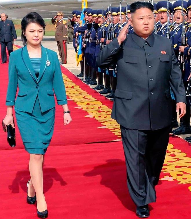 территориальному супруга ким чен ына фото вместе