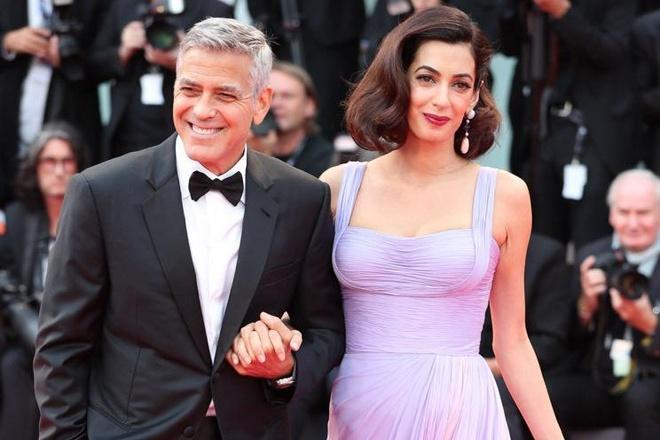Vo luat su xinh dep, mac sanh dieu cua tai tu George Clooney hinh anh