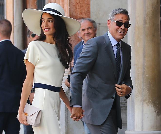 Vo luat su xinh dep, mac sanh dieu cua tai tu George Clooney hinh anh 7
