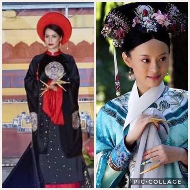 Ao dai Festival Hue anh 2