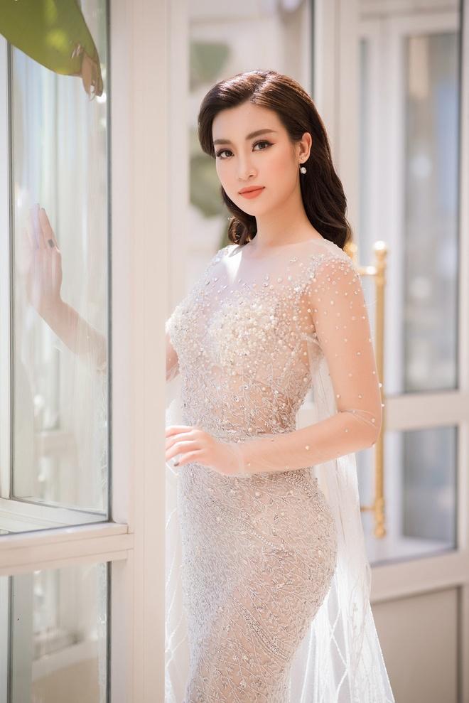 Do My Linh truot top 32 hoa hau dep nhat 2017 cua Global Beauties hinh anh 2