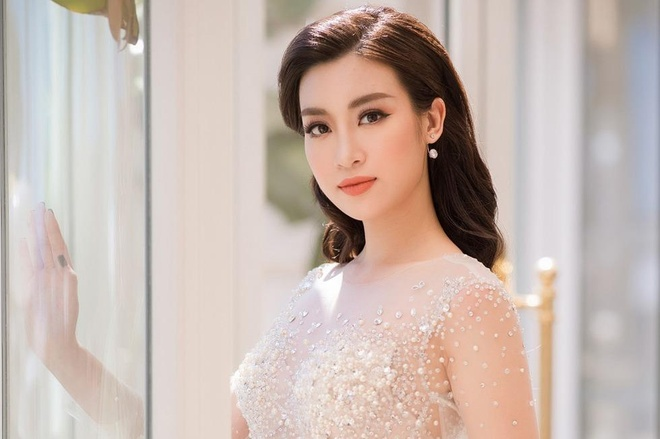 Do My Linh truot top 32 hoa hau dep nhat 2017 cua Global Beauties hinh anh