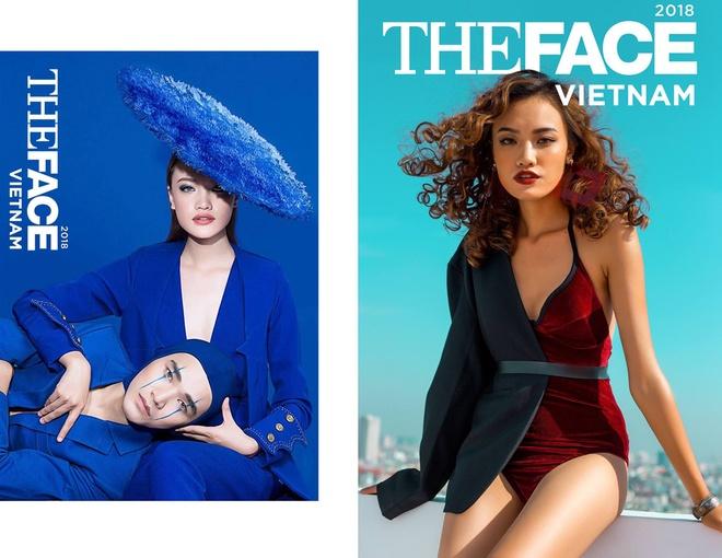 Nhung guong mat quen thuoc du thi The Face Vietnam 2018 hinh anh 7