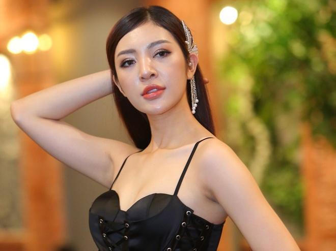 Nguoi dep Hoa hau Hoan vu Viet Nam gay chu y o casting The Face hinh anh