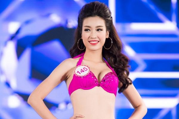 Hoa hau Viet Nam 2018 khang dinh khong bo phan thi bikini hinh anh