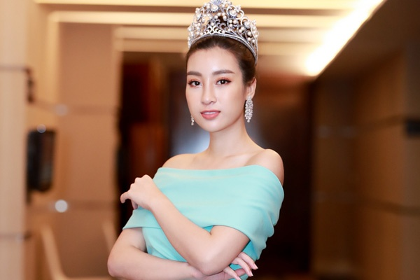 Hoa hau Do My Linh: 'Thi sinh duoc chu y tu dau la con dao hai luoi' hinh anh