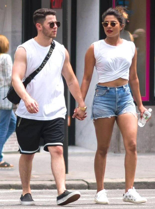 Nick Jonas hen ho hoa hau Priyanka Chopra anh 8