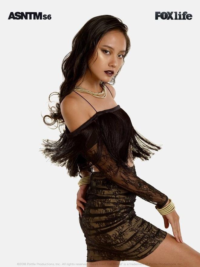 Dai dien Viet Nam la thi sinh thap nhat Asia's Next Top Model 2018 hinh anh 1