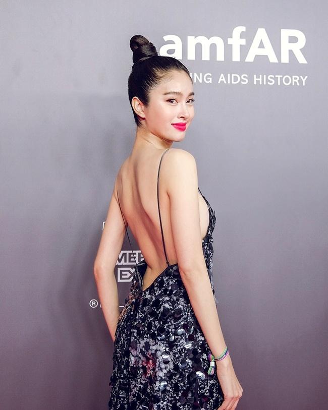 Nhan sac 'nu hoang chuyen gioi Thai Lan' sap sang Viet Nam hinh anh 2