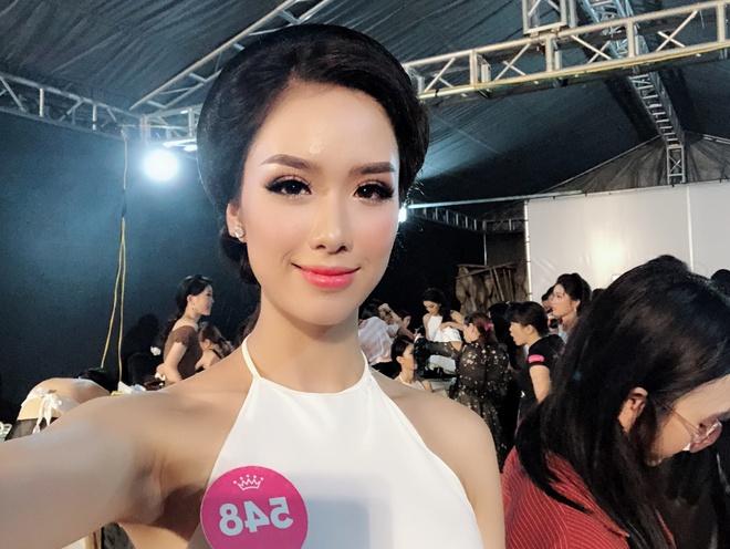 A khoi Bao chi va nhung chuyen thu vi khi thi Hoa hau Viet Nam 2018 hinh anh 2