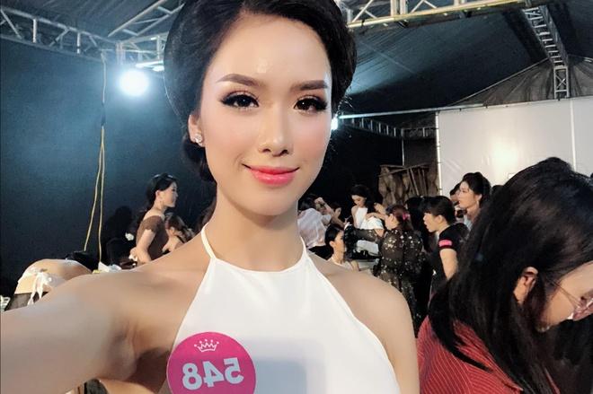 A khoi Bao chi va nhung chuyen thu vi khi thi Hoa hau Viet Nam 2018 hinh anh