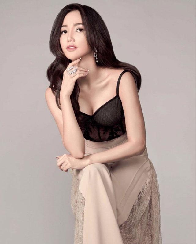 Hoa hau Indonesia giong Bich Phuong khong ung ho bo thi ao tam hinh anh 2
