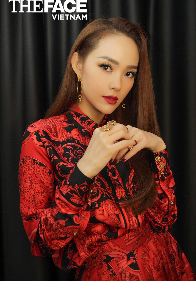 Minh Hang cai thien thoi trang, lot thom truoc Thanh Hang, Hoang Yen hinh anh 3