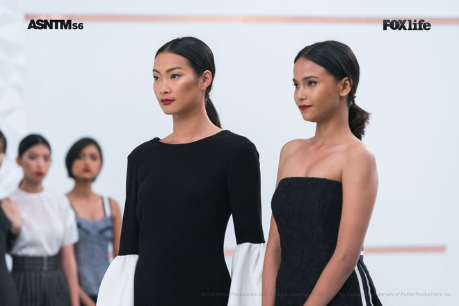 Asia's Next Top Model: Nguoi mau Myanmar muon tat Thanh Vy hinh anh 4