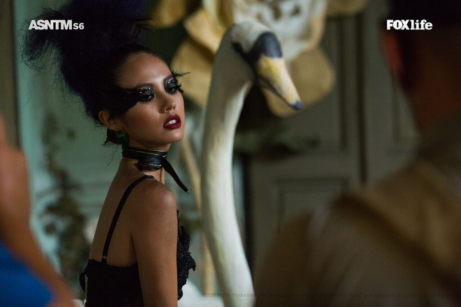 Asia's Next Top Model: Nguoi mau Myanmar muon tat Thanh Vy hinh anh 2