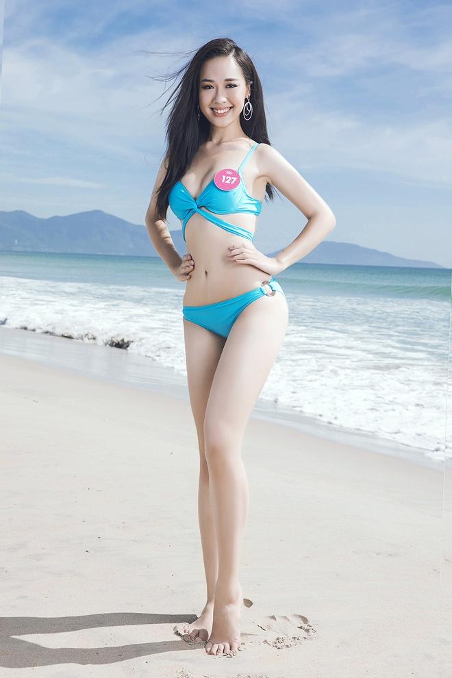 Hoa hau Viet Nam 2018 tung anh bikini cua thi sinh truoc chung ket hinh anh 10